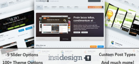 тема wordpress insidesign