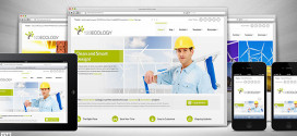 шаблон wordpress 123ecology
