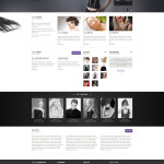 Тема для WordPress Hairpress