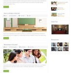 Премиум тема для WordPress MyCollege