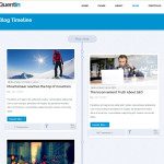 Премиум тема для WordPress Quentin