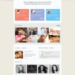 шаблон WordPress Beautypress