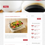 Премиум тема для WordPress Bistro