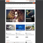 Тема для WordPress Ewa