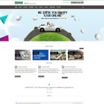 theme WordPress Ewa