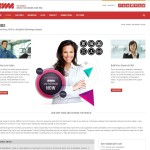 Ewa WordPress theme