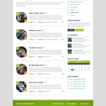 Freestyle WordPress theme