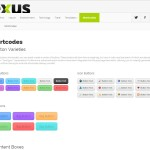 Тема для WordPress Nexus v1.3 ElegantThemes