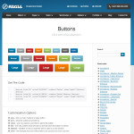 Тема для WordPress Nexus v1.1