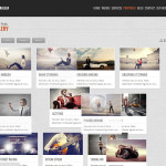 Премиум тема для WordPress ninezeroseven 907