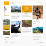 Премиум тема для WordPress Socha v1.8