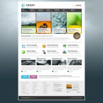 Премиум тема для WordPress Corporate Easy v1.26