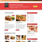 Премиум тема для WordPress Delicieux v1.0.5