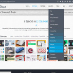 Премиум тема для WordPress Quasar