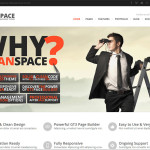 Премиум тема для WordPress Cleanspace v2.1.1