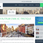 Премиум тема для WordPress Tisson