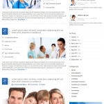 Премиум тема для WordPress Welcare v1.6