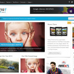 Премиум тема для WordPress Mazaya