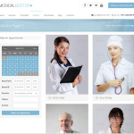 Премиум тема для WordPress MedicalDoctor