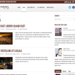 Премиум тема для WordPress Parasol v1.1.2