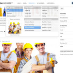 Премиум тема для WordPress 456industry
