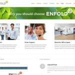 Премиум тема для WordPress Enfold