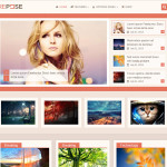Премиум тема для WordPress Repose