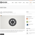 Премиум тема для WordPress Rover