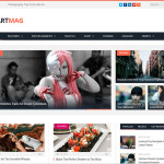 Премиум тема для WordPress SmartMag