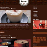 Премиум тема для WordPress Verona