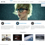 Премиум тема для WordPress Axa