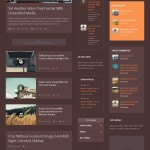 Премиум тема для WordPress Truemag