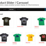 WooCommerce Product Slider / Carousel