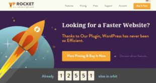 WP Rocket – WordPress Cache Plugin (Nulled)
